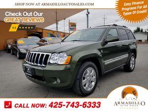 2009 Jeep Grand Cherokee for Sale in Lynnwood, WA