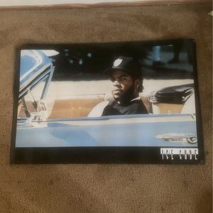 Ice Cube Poster for Sale in Salinas, CA
