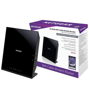 Netgear wifi cable modem router AC 1600 for Sale in Hacienda Heights, CA