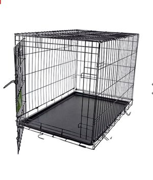 Large dog crate for Sale in Monroe, MI