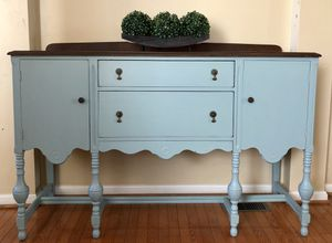 Antique buffet table for Sale in Gainesville, VA