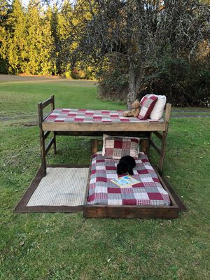 Updated Bunk Bed Set - Delivery Available for Sale in Poulsbo, WA