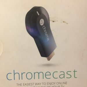 Chromecast With Remote And Original Cord And Plug for Sale in Phoenix, AZ