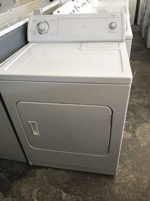Vertex Appliances. Sale & services. Used, gas or electric dryer , heavy duty , super capacity plus , great condition for Sale in Campbell, CA