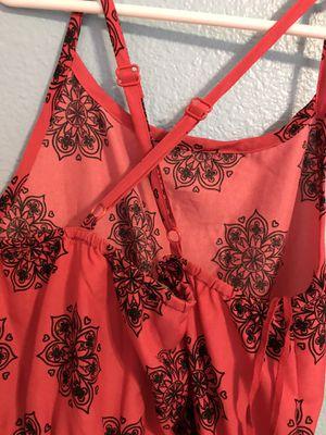 Flower red dress for girl for Sale in Winter Garden, FL