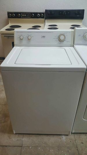ESTATE BY WHIRLPOOL WASHER SUPER CAPACITY **DELIVERY AVAILABLE TODAY** for Sale in Maryland Heights, MO