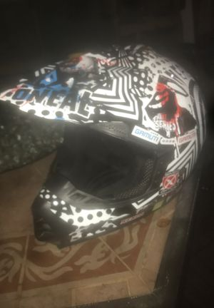 Dirt bike helmet for Sale in Burke, VA