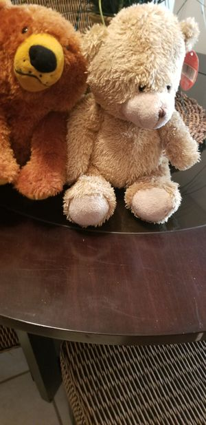 2 Free teddy bears for Sale in Coral Springs, FL