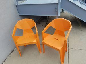 2 pattio chairs 50 for Sale in Falls Church, VA