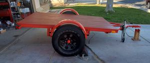 HOME MADE FLAT UTILITY 8X5 TRAILER. for Sale in Las Vegas, NV