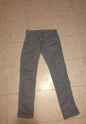 Grey Levi jeans W:29 L:32 for Sale in Boston, MA