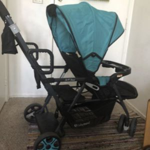 Baby Trend Sit n Stand Sport Stroller Double Stroller for Sale in South Pasadena, CA