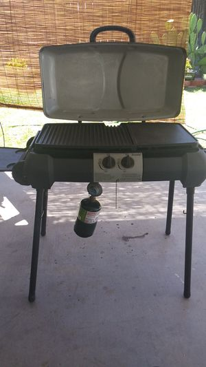 Selling my BBQ propane good condition portables for Sale in Hemet, CA