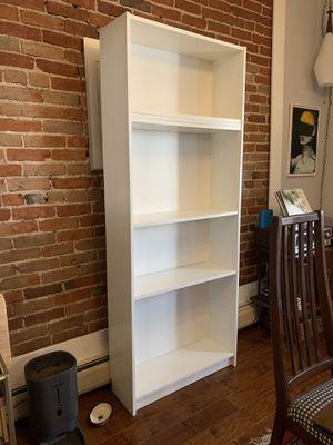 "Bookcase, white, 31 1/2x11x79 1/2 "" for Sale in Denver, CO"