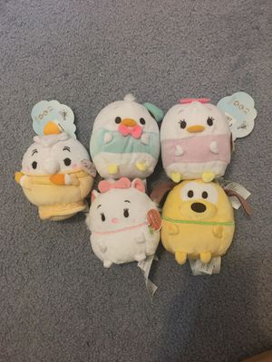 Ufufy Japan Disney plushies for Sale in West Covina, CA