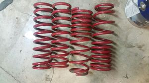 Civic crx lowering springs for Sale in Murrieta, CA