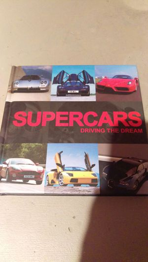 Supercars book for Sale in Appleton, WI