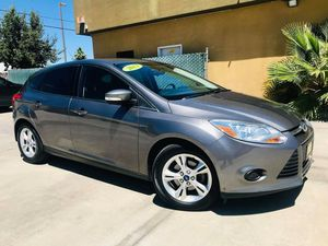 2013 Ford Focus / Only 55k Miles / Gas Saver for Sale in Fresno, CA