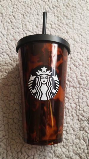 Rare Tortoise Shell Starbucks Togo Cup for Sale in Costa Mesa, CA
