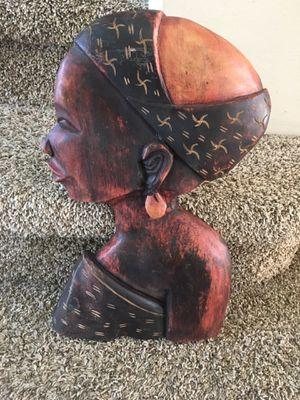 Woman's bust wall art for Sale in Alafaya, FL