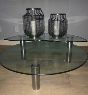Modern Coffee Table and End Table for Sale in Porter Ranch, CA