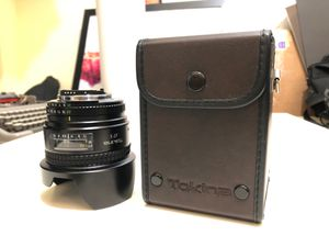 Tokina 17mm aspherical wide lens for Sale in Tukwila, WA