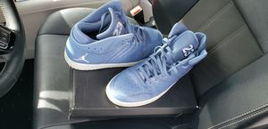 Jordan 1 Flight 4 Ocean Blue (Pre-Owned) Size 12 for Sale in Miami, FL