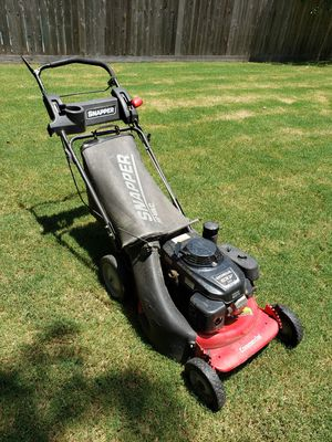 Commercial snapper lawn mower for Sale in Houston, TX