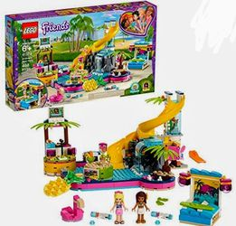 New LEGO Friends Andrea's Pool Party for Sale in Hesperia,  CA