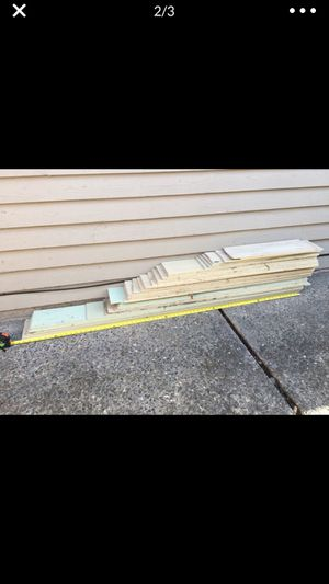 Hardieboard various lengths primed 6 inches wide for Sale in Mill Creek, WA