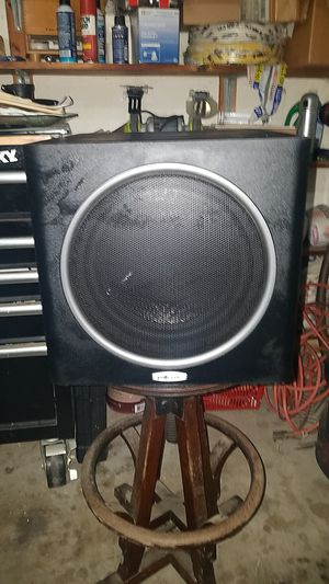 Polk audio psw110 powered sub for Sale in Cleveland, OH