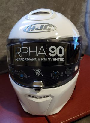 HJC RPHA 90 Motorcycle Helmet, size: Large for Sale in Fresno, CA