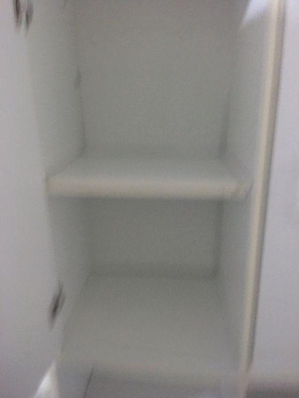 """Tall, White, Storage/Shelving Units (Slidell)(67"""" x 33"""" x 15"""")"""