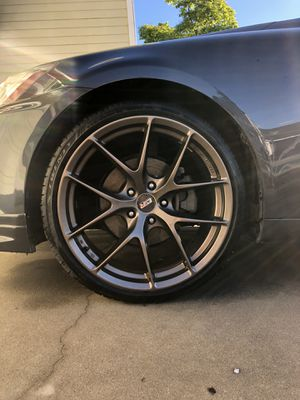 """ESR Forged Rims 18"""" for Sale in Waterford, CA"""