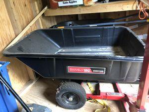 Swivel full dump cart for Sale in Smyrna, TN