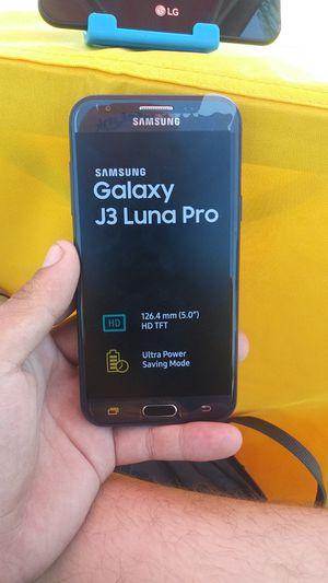 Samsung Galaxy J3 Luna Pro for Sale in Redlands, CA