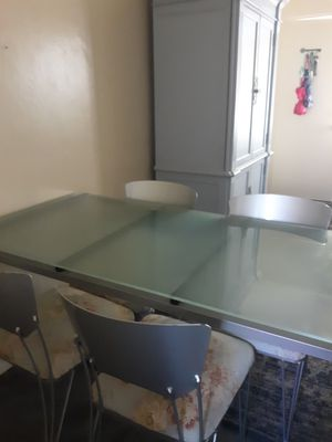 Glass dining table for Sale in San Diego, CA