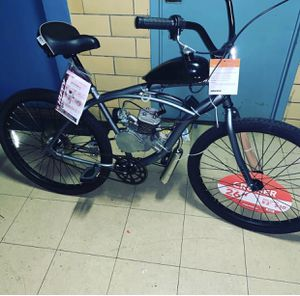 80 cc gas bike brand new 26 inch cruiser for Sale in Brooklyn, NY