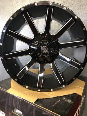 20x10 wheels for Sale in Houston, TX
