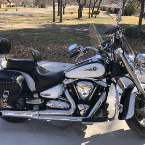 2005 Yamaha Road Star for Sale in Crowley, TX