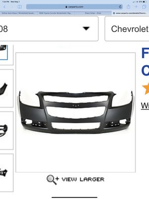 Brand new 2008-12 Front bumper cover for Sale in Temple Hills, MD