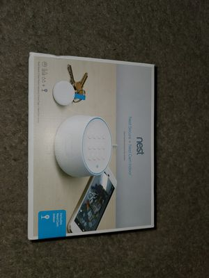 Nest secure plus nest indoor camera for Sale in Littleton, CO