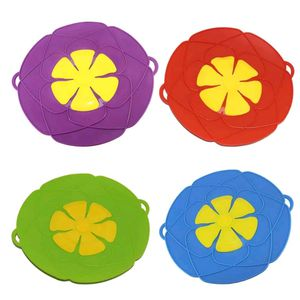 Flower Silicone Pot Cover Vegetable Steamer Spill Stopper Lid Kitchen Gadget for Sale in Central Islip, NY