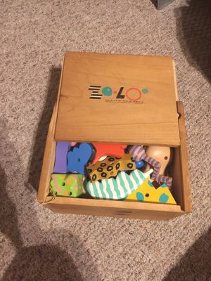 Zolo hand made wood toys for Sale in Cleveland, OH