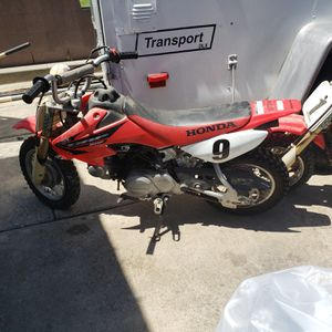 Honda CRF50F5 Dirt or Pit Bikes (Pair 2) Red for Sale in Garden Grove, CA