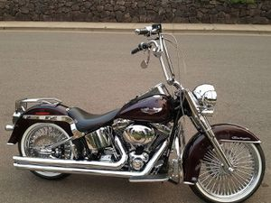 2005 Harley Davidson Softail Deluxe for Sale in Eugene, OR