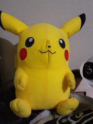 Pokemon stuff toy $10.00 cash only (serious buyers) for Sale in Dallas, TX