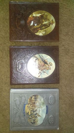 Time life Books,Gunfighters,Great Chiefs,Gettysburg high tide for Sale in Kingsport, TN