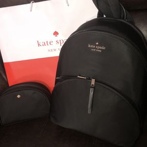 Kate Spade Backpack with cosmetic bag for Sale in North Las Vegas, NV