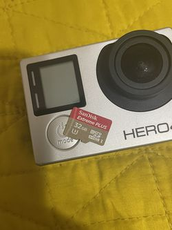 Go Pro Hero 4 Silver Edition for Sale in San Jose,  CA